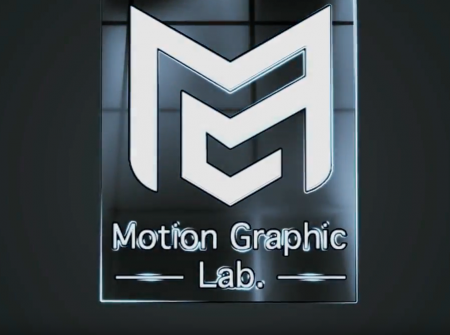 3d logo animation